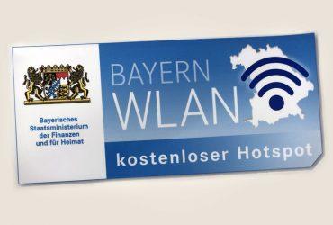 Unterwegs surfen: Busse im Landkreis Bad Kissingen werden mit BayernWLAN ausgestattet
