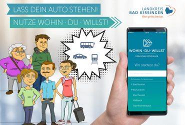 """[Verschoben auf 08.07.]: Vortrag am 20.05.2021: Die App """"Wohin·Du·Willst"""" – Der ÖPNV-Planer für die Hosentasche"""