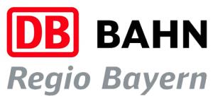 Landkreis Bad Kissingen - Logo: Deutsche Bahn Regio Bayern
