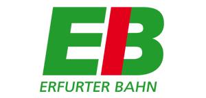 Landkreis Bad Kissingen - Logo: Erfurter Bahn