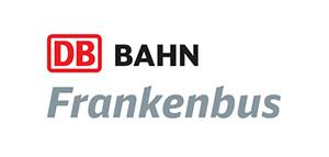 Landkreis Bad Kissingen - Logo: DB Frankenbus