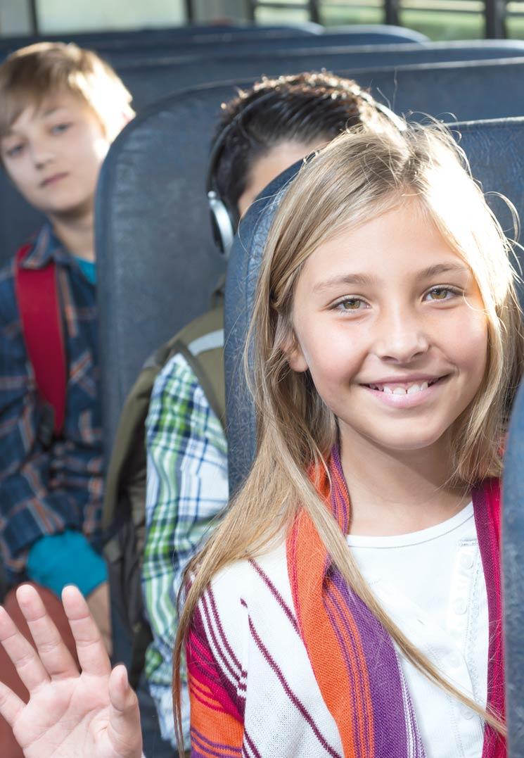Landkreis Bad Kissingen - Content: Schüler Bus Flatrate