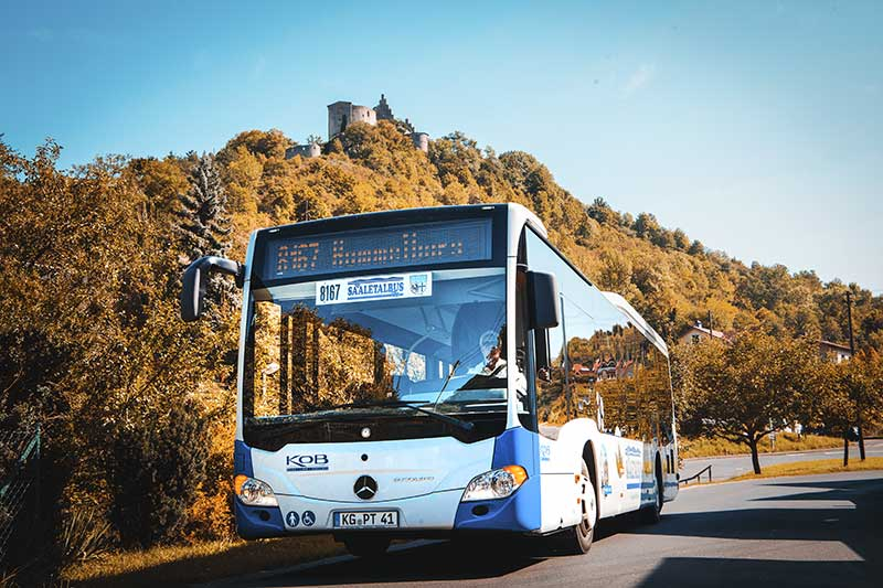 Landkreis Bad Kissingen - Content: Bus / Tarife
