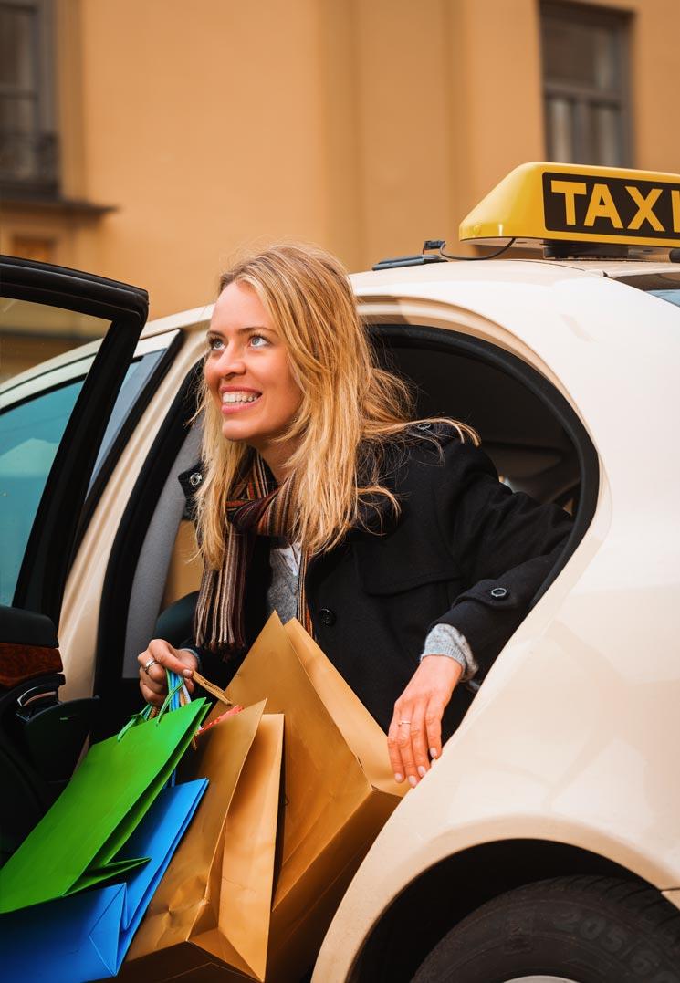 Landkreis Bad Kissingen - Content: Taxianbieter