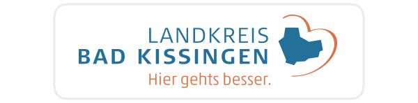Landkreis Bad Kissingen - Logo: Landkreis Bad Kissingen