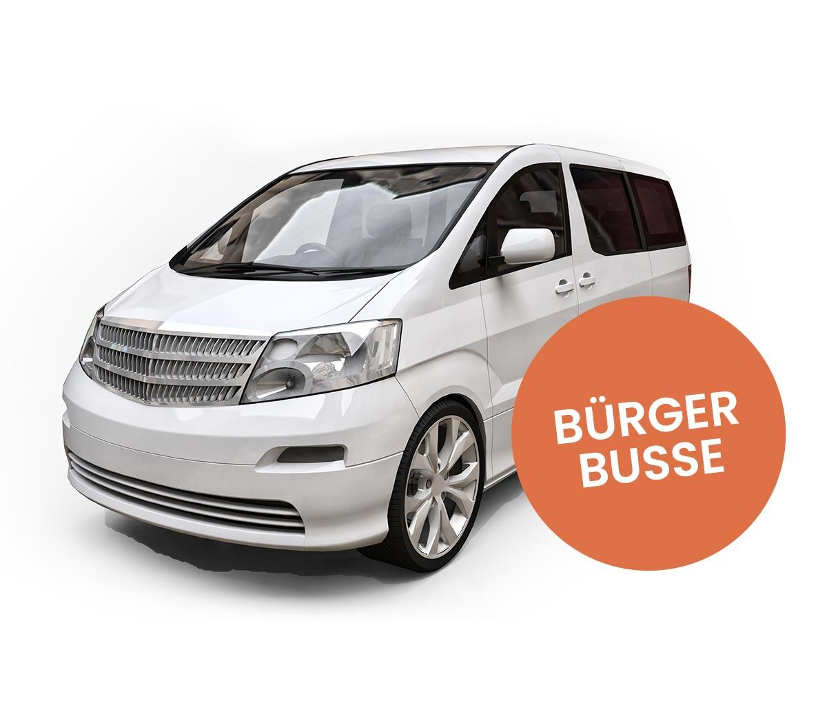 Landkreis Bad Kissingen - Content: Bus / Bürgerbusse