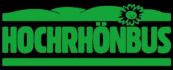 Landkreis Bad Kissingen - Logo: Hochrhönbus