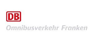 Landkreis Bad Kissingen - Logo: DB Omnibusverkehr Franken