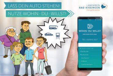 """Vortrag 18.11.2021 Bad Brückenau: Die App """"Wohin·Du·Willst"""" – Der ÖPNV-Planer für die Hosentasche"""